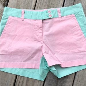 Vineyard Vines Colorblock Shorts Size 6